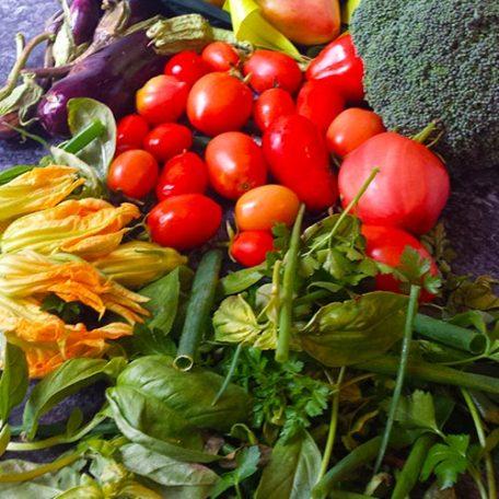 Produits de l'agriculture urbaine
