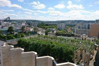 Boulogne – Toit d'un hôtel