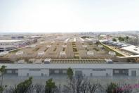 La plus grande ferme urbaine en toiture en Europe
